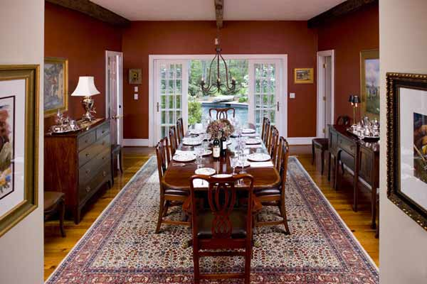 Dining-Room-اضاءه