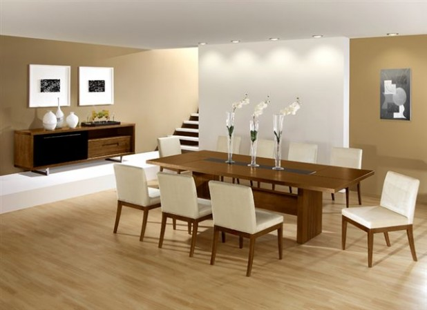 غرفة الطعام